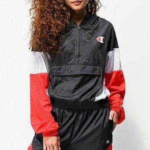 Champion Warm Up Jacket Indigo Women's Nylon